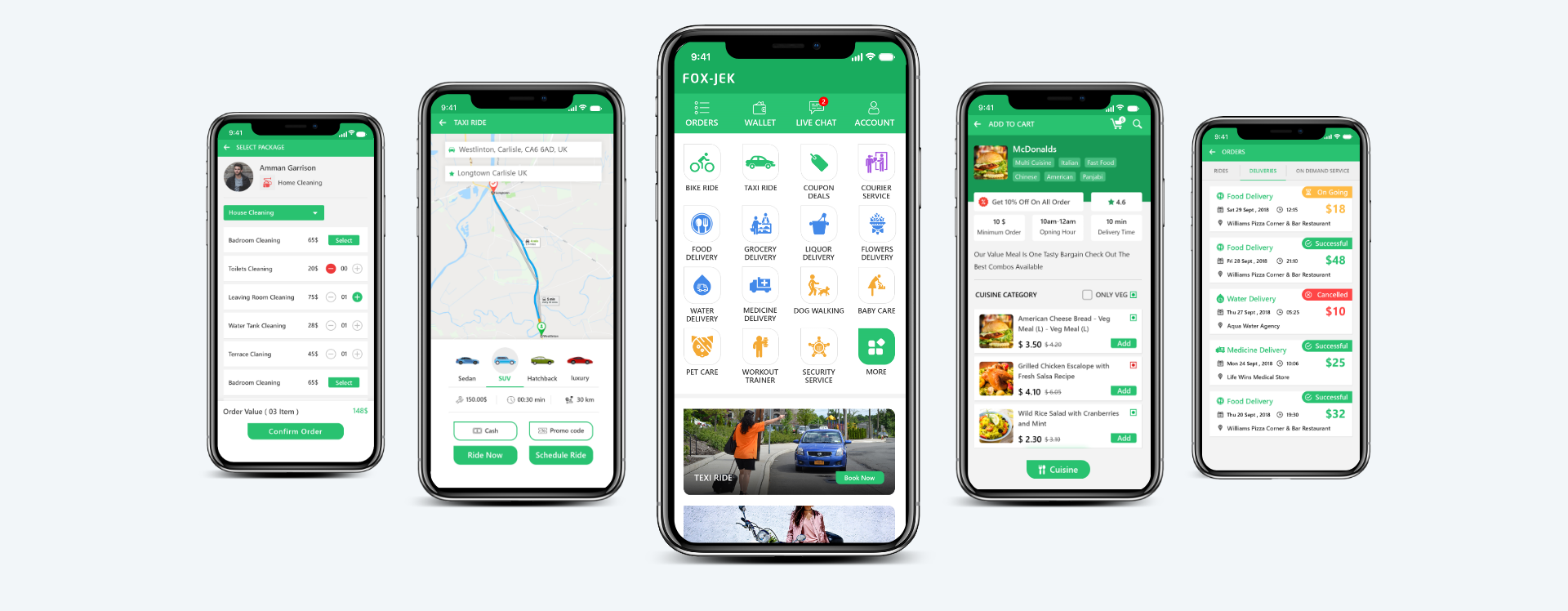 Business with a Gojek Clone App